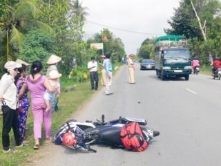 Tai nạn giao thông làm 2 người tử vong