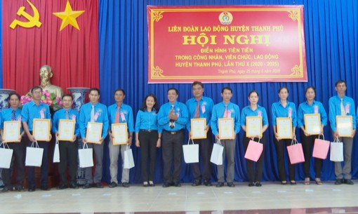 Huyện Ðoàn Thạnh Phú triển khai Chuyên đề năm 2020