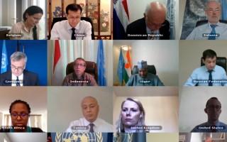 Hội đồng Bảo an thông qua nghị quyết về xử lý các vụ tồn đọng của tòa án quốc tế
