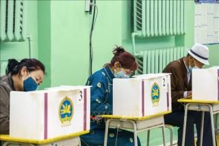Tổng tuyển cử tại Mông Cổ: Đảng cầm quyền giành 62/76 ghế quốc hội