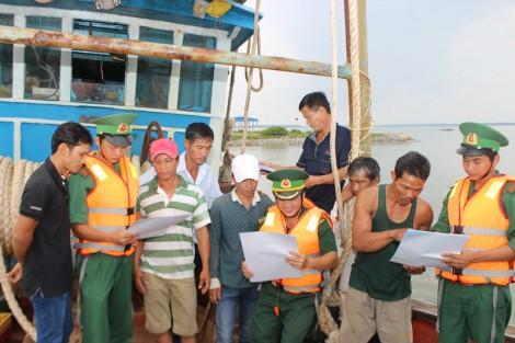 Đồn Biên phòng Cửa Đại: Đảm bảo bình yên khu vực biên giới biển