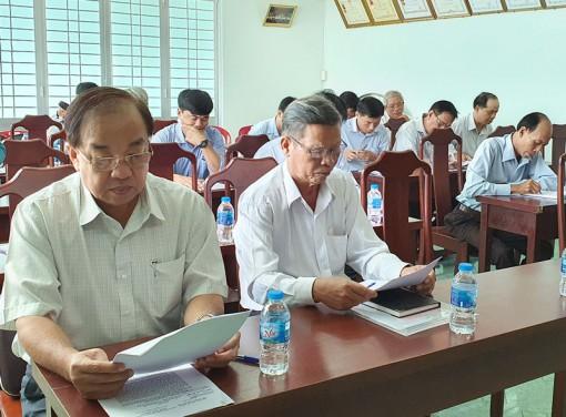 Hội Khoa học kỹ thuật cầu đường tỉnh sơ kết 6 tháng đầu năm 2020