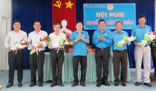 Hội nghị lần thứ 7 Ban chấp hành Liên đoàn Lao động tỉnh khóa X