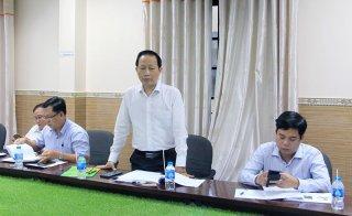 Quỹ Khởi nghiệp Doanh nghiệp Khoa học và Công nghệ Việt Nam làm việc tại tỉnh