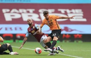 Cầu thủ không ngờ ghi bàn, Wolves vượt M.U trên BXH