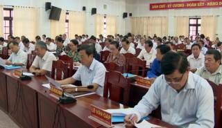 Thông báo kết quả Hội nghị lần thứ 21 Ban Chấp hành Đảng bộ tỉnh khóa X