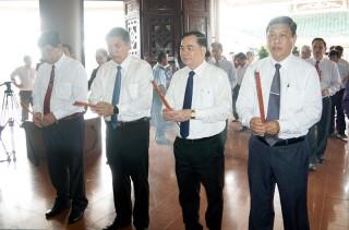 Tổ chức các hoạt động Ngày hội truyền thống văn hóa tỉnh 1-7