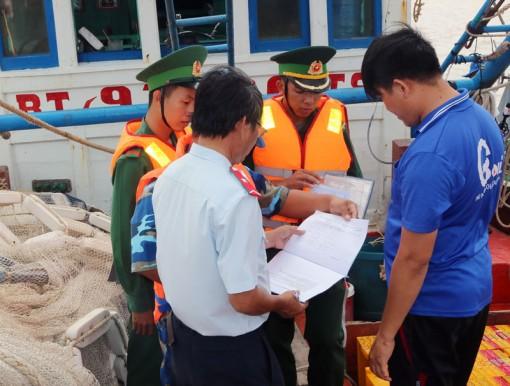 Tăng cường xử lý hành vi vi phạm vùng biển nước ngoài