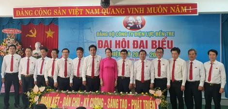 Đảng bộ Công ty Điện lực Bến Tre hoàn thành xuất sắc nhiệm vụ nhiệm kỳ 2015 - 2020