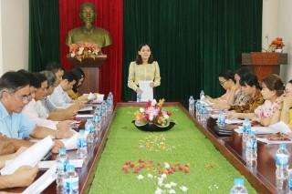 Góp ý tổ chức kỷ niệm 60 năm Ngày truyền thống Ngành Du lịch Việt Nam