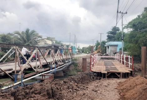 Xã Phước Ngãi (Ba Tri) và Phong Nẫm (Giồng Trôm) sau sáp nhập: Bộ máy hành chính đã hoạt động ổn định