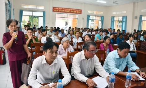 Kiến nghị của cử tri trước Kỳ họp thứ 16, HĐND tỉnh, khóa IX