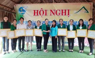 Quỹ hỗ trợ phụ nữ phát triển kinh tế tổ chức tài chính giúp đỡ phụ nữ nghèo