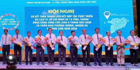 Hợp tác phát triển du lịch TP. Hồ Chí Minh và 13 tỉnh đồng bằng sông Cửu Long