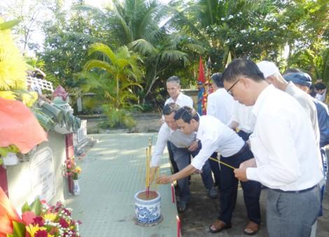 Kỷ niệm 154 năm ngày mất Lãnh binh Nguyễn Ngọc Thăng