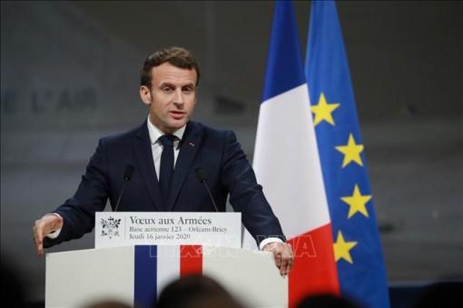 Tổng thống Pháp dự kiến công bố nội các mới vào ngày 6-7-2020