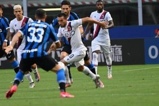 Inter thua ngược trong ngày Lukaku đi vào lịch sử
