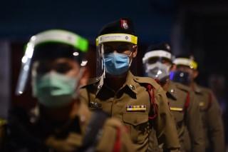 Thái Lan thành lập đơn vị cảnh sát đặc nhiệm về COVID-19
