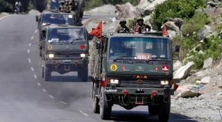 Quân đội Ấn Độ - Trung Quốc bắt đầu rút khỏi khu vực biên giới