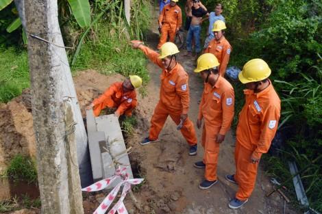 Hoàn thiện lưới điện phục vụ phát triển kinh tế