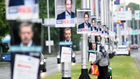 Đảng cầm quyền giành chiến thắng trong cuộc bầu cử Quốc hội Croatia