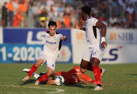 HAGL thắng trong sợ hãi, Chủ nhà Than Quảng Ninh giành 3 điểm ở phút cuối cùng