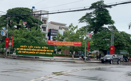 Sẵn sàng cho Ðại hội đại biểu Ðảng bộ huyện Ba Tri, nhiệm kỳ 2020 - 2025