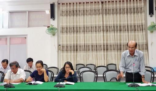 Hội nghị lấy ý kiến góp ý dự thảo văn kiện Đại hội Đảng bộ tỉnh khóa XI, nhiệm kỳ 2020 - 2025