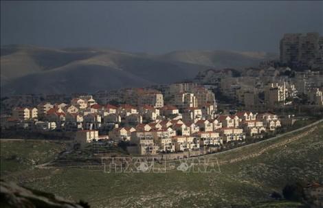 Nhiều quốc gia phản đối kế hoạch sáp nhập Bờ Tây của Israel