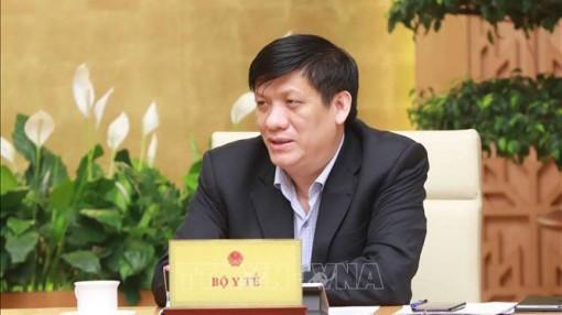 Bổ nhiệm ông Nguyễn Thanh Long làm quyền Bộ trưởng Bộ Y tế
