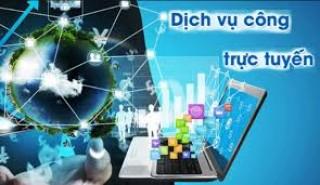 Năm 2021, đưa dịch vụ công trực tuyến lên mức độ 4 đạt 100%