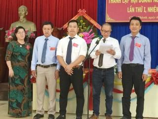 Thành lập Hội Doanh nghiệp Châu Thành