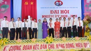 Đại hội Đảng bộ Sở Văn hóa, Thể thao và Du lịch nhiệm kỳ 2020 - 2025