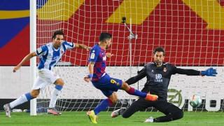 Fati nhận thẻ đỏ, Suarez giúp Barca chỉ còn kém Real 1 điểm