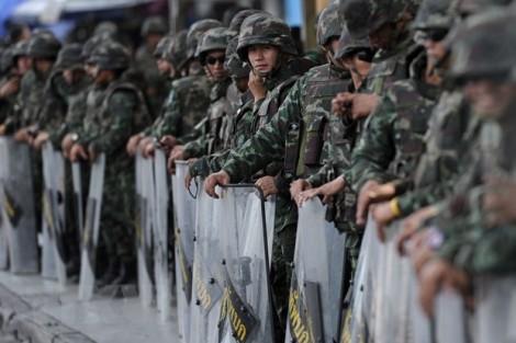 Chính phủ Thái Lan đề xuất ngân sách quốc phòng trị giá 7,2 tỷ USD