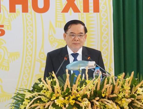 Khai mạc Đại hội đại biểu Đảng bộ huyện Ba Tri lần thứ XII, nhiệm kỳ 2020 - 2025