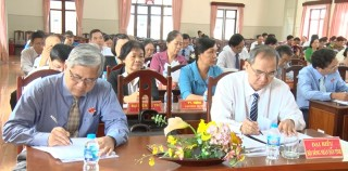 Thành phố Bến Tre tổ chức kỳ họp thứ 16 HĐND khóa XI