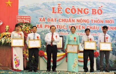 Hướng đến xây dựng thành công huyện nông thôn mới