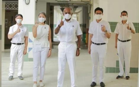 Singapore tổ chức bầu cử tốn kém nhất lịch sử giữa dịch Covid-19