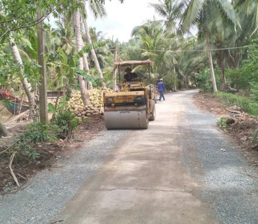Minh Đức khẩn trương hoàn thành các tiêu chí nông thôn mới