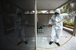 Ghi nhận nhiều ca mắc mới COVID-19 tại Indonesia và thủ đô Tokyo của Nhật Bản