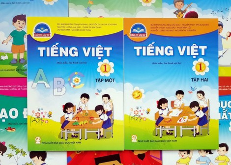 Sẵn sàng thay sách giáo khoa lớp Một năm học 2020-2021
