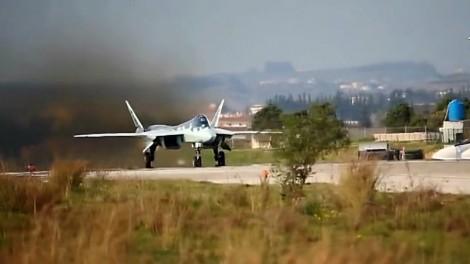 Nga đẩy lùi cuộc tấn công nhằm vào căn cứ không quân ở Syria