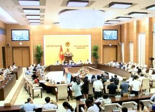 Bế mạc Phiên họp thứ 46 của Ủy ban Thường vụ Quốc hội