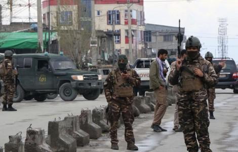 Gần 80 người thương vong trong vụ tấn công cơ quan an ninh Afghanistan
