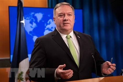 Mỹ bác bỏ tuyên bố chủ quyền của Trung Quốc ở hầu hết Biển Đông