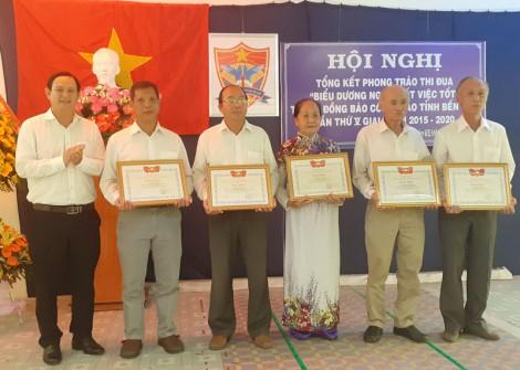 Đề nghị UBND tỉnh khen thưởng 15 tập thể, cá nhân