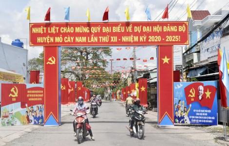 Niềm tin trước thềm Đại hội Đảng bộ huyện