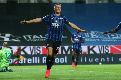 Atalanta có chiến thắng tưng bừng 6-2 trước Brescia