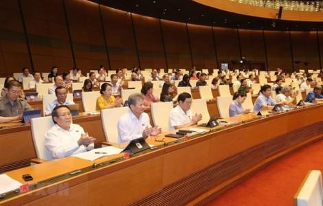 Những nội dung chính trong Nghị quyết Kỳ họp thứ 9, Quốc hội khóa XIV